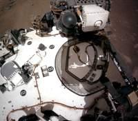 Марсоход Perseverance совершил первую поездку на Марсе