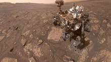 Селфі з Марсу: NASA виклало фото Curiosity