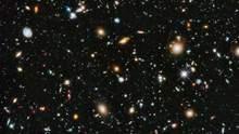 Вчені виявили, що космічний простір не абсолютно чорний, він може випромінювати легке світіння