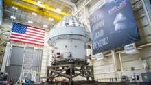 """На ремонт корабля """"Оріон"""" у NASA підуть місяці: графік програми """"Артеміда"""" може змінитися"""
