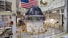 Перший космічний корабель Orion готовий до місячної місії NASA