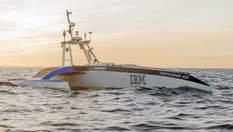 Через океан: автономний корабель перетинає Атлантику без екіпажа