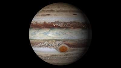 Ученые использовали Юпитер как детектор темной материи