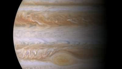 Насколько большим будет Юпитер, если мы заберем у него весь газ