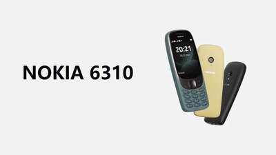Легендарна Nokia 6310 повернулася – сучасне перевтілення культового телефона