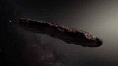 Вчені шукають технології, які створили інопланетяни