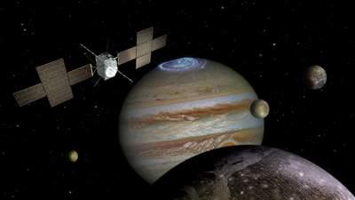 Апарат для польоту до Юпітера завершив серію важливих випробувань