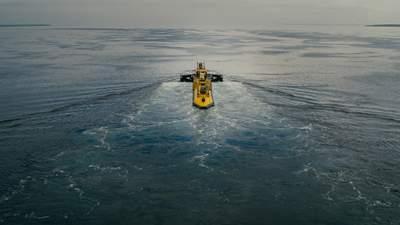 Найпотужніша приливна турбіна у світі почала постачати електроенергію