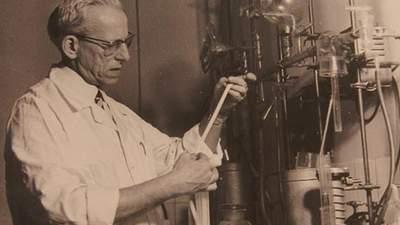 Отто Віхтерле: Google присвятив дудл винахіднику лінз для очей