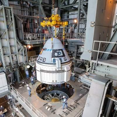 Boeing підготувала космічний корабель Starliner до другого тестового польоту