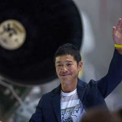 Эпатажный японский миллиардер ищет 8 человек для совместного путешествия на Луну