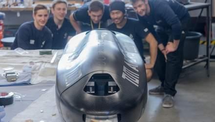 Инженеры разогнали капсулу Hyperloop до рекордной скорости