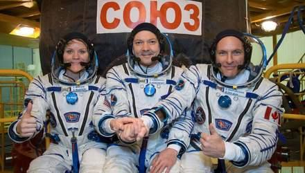 "Ракету ""Союз"" с астронавтами на борту запустили в МКС: видео"