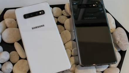 Елітний Samsung Galaxy S10+ в кераміці та з терабайтом пам'яті надійшов у продаж в Україні