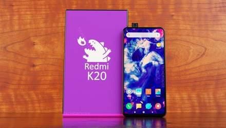 Як смартфон Redmi K20 Pro виглядає зсередини: відео