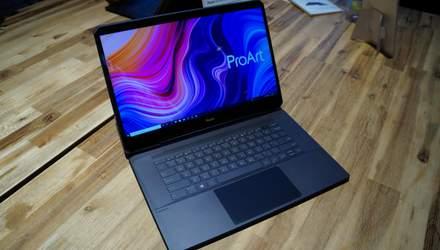 "ASUS ProArt StudioBook One: характеристики та фото ""космічного"" ноутбука"