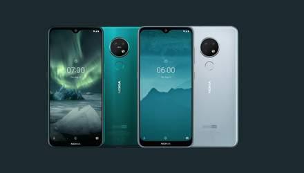 Nokia представила два смартфона-середнячка: чем они интересны