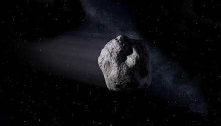 Астероид Бенну оказался активным: что это значит