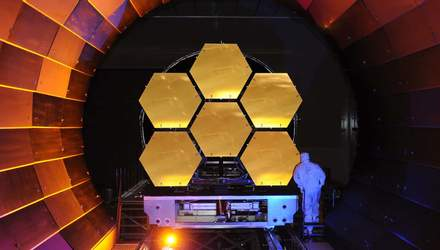 Запуск самого мощного телескопа James Webb снова перенесли