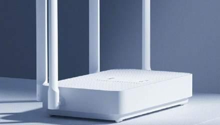 Redmi представила свій перший роутер з Wi-Fi 6: ціна приємно дивує