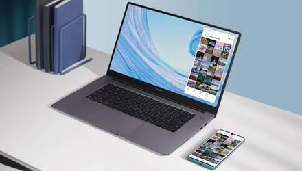 Huawei MateBook D: ультралегкі безрамкові ноутбуки за доступною ціною