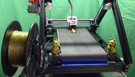 Інженери представили компактний 3D-принтер для друку величезних об'єктів: відео