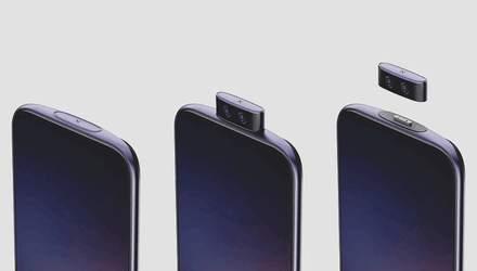 Vivo разрабатывает уникальный смартфон со сменной камерой: как работает технология