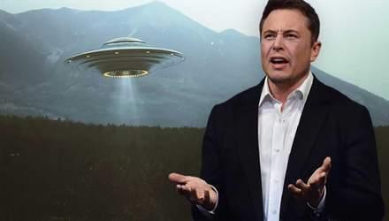 Розвинуті цивілізації на Землі: Маск пояснив, чи вірить у візити інопланетян