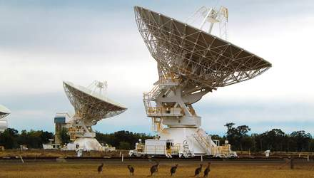Жах астрономів: мережа 4G на Місяці впливатиме на земні радіотелескопи