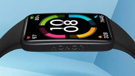Honor випустив фітнес-трекер, що виглядає як смарт-годинник