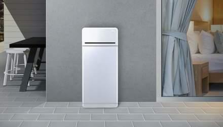 LG представила домашні накопичувачі енергії великого об'єму