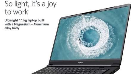 Представили Nokia PureBook X14: чем интересен первый ноутбук бренда