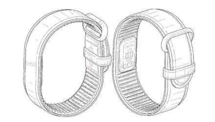 Google запатентувала фірмовий фітнес-браслет без дисплея: зображення