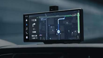 Huawei представила розумний екран для автомобілів HiCar Smart Screen
