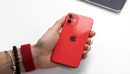 Найслабша ланка в лінійці: продажі iPhone 12 mini розчаровують