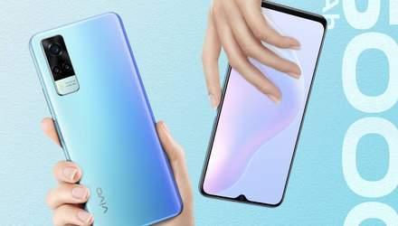 Продажа бюджетного смартфона vivo Y31 стартовала в Украине: цена