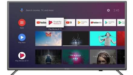 KIVI представила лимитированную серию телевизоров для украинского рынка