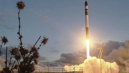Rocket Lab успішно вивела мікросупутник на орбіту в першій місії 2021 року