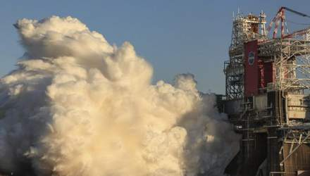 У NASA повідомили результати провального тесту SLS і запланували нові випробування