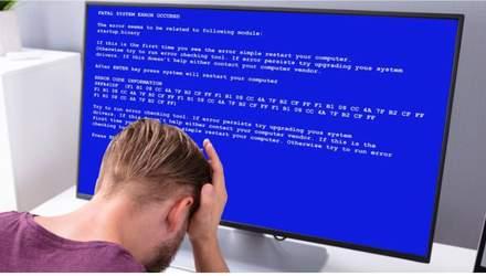 Знову екран смерті: знайшли чергову уразливість в Windows 10