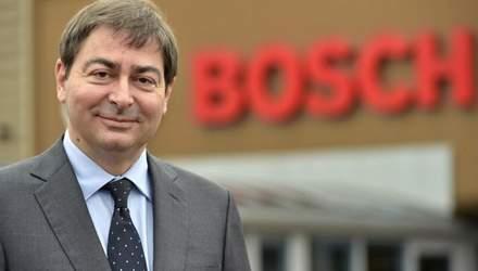 Призначили нового очільника Bosch в регіоні, куди входить Україна