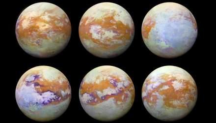 Астрономи оцінили глибину найбільшого моря на Титані