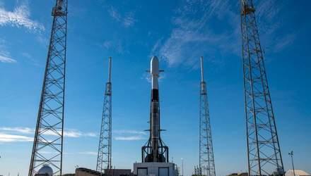 Новий космічний рекорд: компанія Ілона Маска запустила на орбіту 143 супутники