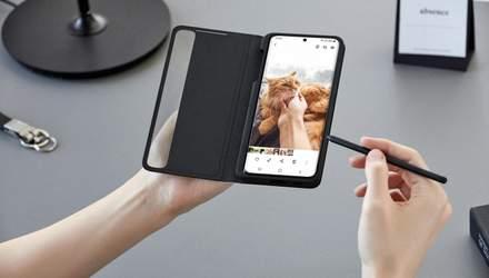 Samsung Galaxy S21 Ultra получил уникальный дисплей