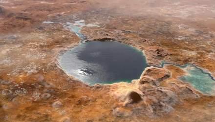 Вчені: 3 мільярди років тому Марс був схожий на сучасну Ісландію