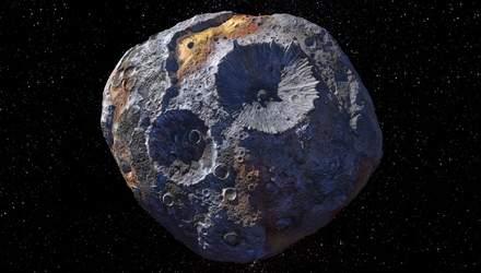 """Проєкт """"Психея"""" з вивчення космічно дорогого астероїда скоро перейде до фінального етапу"""