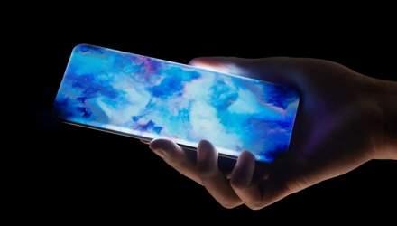 Xiaomi випустила унікальний смартфон, вигнутий з усіх боків