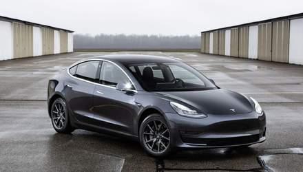Tesla Model 3 залишився найпопулярнішим електрокаром у 2020 році