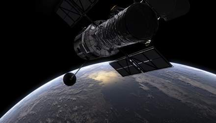 Галактичний пісочний годинник: вражаюче фото Hubble