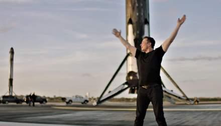 Про SpaceX, Tesla, Землю та Марс: мільярдер Ілон Маск напише книгу